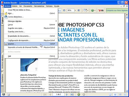 Convertissez des JPG en PDF. Transférer un fichier JPG en